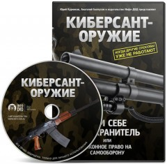 Киберсант Оружие